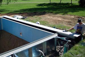 Custom In-Ground Pool Construction Company MN