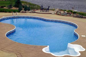 In-Ground Pool Design MN