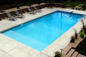 In Ground Swimming Pool Design Mn