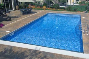 Rectangular Inground Pool Designs in-ground swimming pool design mn